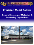 Download the H Cross Company Catalog PDF of special custom made metal products