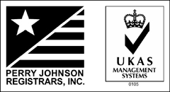 Perry Johnson Registrars, UKAS Certification