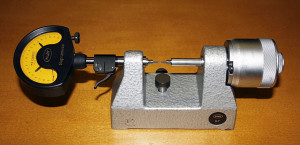 Super-micrometer copper foil testing