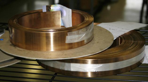 Copper and alloys h cross company for Poisson coil