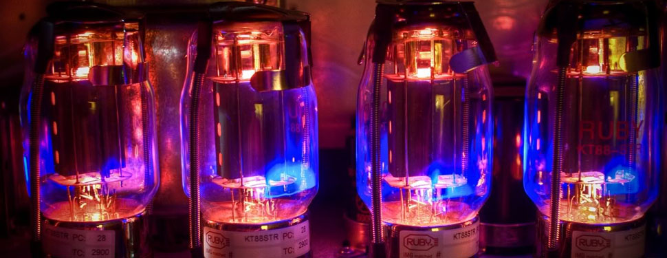 Commercial Applications Vacuum Tubes